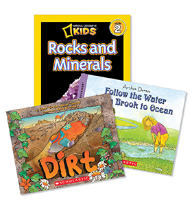 Text Set Grade 2: Earth Materials
