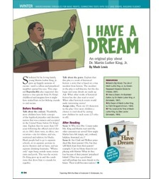 I Have a Dream (Play Script): Teaching With the Best of Instructor