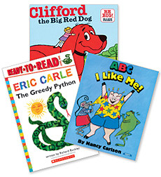 Favorite Books for Preschoolers I