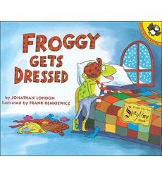 Froggy Books: Froggy Gets Dressed