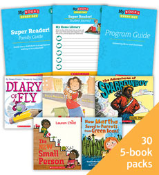 My Books Every Day Super Reader Grade 2 Classroom Set
