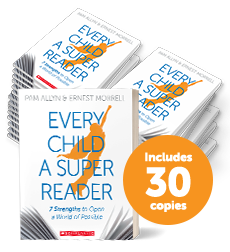 Every Child a Super Reader (30copy pack)