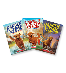 Ranger In Time Grades 2-4