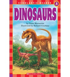 Hello Reader!® Science Level 2: Dinosaurs