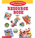 High-Frequency Readers: ELL Resource Book