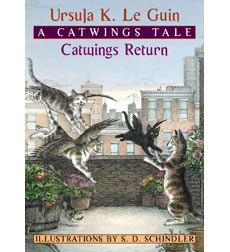 Catwings Return