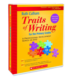 Traits of Writing for the Primary Grades: A Professional Development Series on DVD