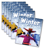 Guided Reading Set: Level B – Winter