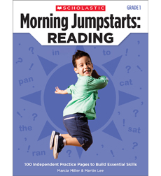 Morning Jumpstarts: Reading (Grade 1)