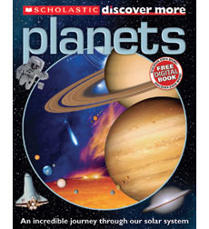 Scholastic Discover More™: Planets