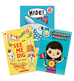 Guided Reading Level Pack—D