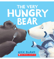 The Very Bear: The Very Hungry Bear
