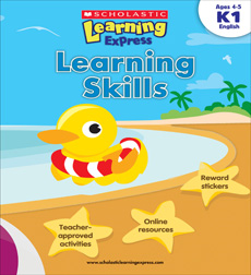 Image of Scholastic Learning Express: Learning Skills: Grades K-1