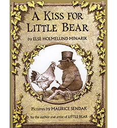 Kiss For Little Bear, A