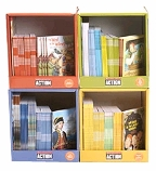 Action Book Collections High School Super Kit