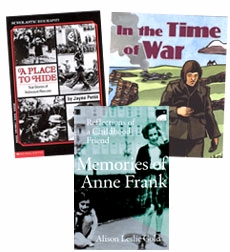 Scholastic Trio Individual Theme Unit Set 5, Social Studies - World War II, Grades 5-6