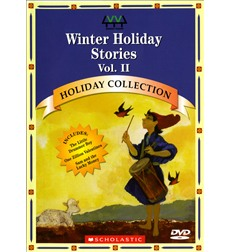 Winter Holiday Stories, Vol II