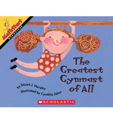 MathStart™: The Greatest Gymnast of All