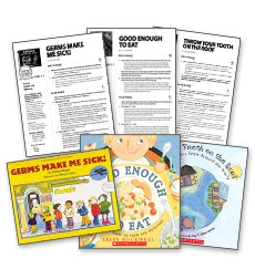 Health & Wellness—Literacy Theme Pack Express Grade 3