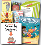 My Books Summer Grade 1 Fiction Focus (5 Books)