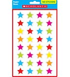 Super Stars Stickers