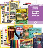 Comprehensive Summer Reading Solution Grade 3 Nonfiction (5 Books)