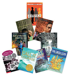 CLEARANCE: Super Genre Library Grades 7-9
