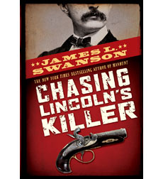 chasing lincolns killer book