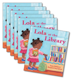 Guided Reading Set: Level I – Lola at the Library