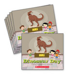 Guided Reading Set: Level J – Dinosaur Day