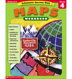 Scholastic Success With Maps (Grade 4)