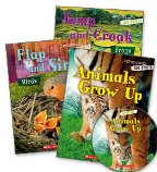 Investigators Whole Class Pack - LifeCycles Grade K