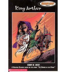 Graphic Classic: King Arthur