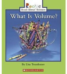 Rookie Read-About® Science—Physical Science: What Is Volume?