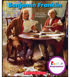 Rookie Biographies®: Benjamin Franklin