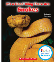 It's a Good Thing There Are Snakes