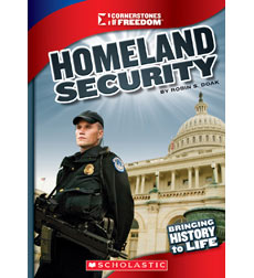 Cornerstones of Freedom™—Third Series: Homeland Security