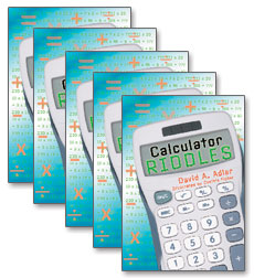 Calculator Riddles TAKE HOME PACK