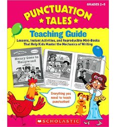 Punctuation Tales