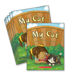 Guided Reading Set: Level B – My Cat