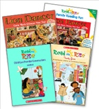 Read and Rise Child Care Conversations Kit English 5–up