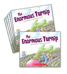 Guided Reading Set: Level E - The Enormous Turnip