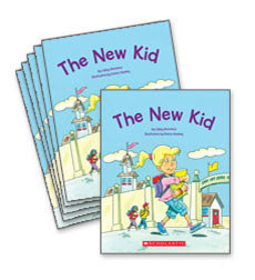Guided Reading Set: Level I – The New Kid