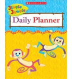 Jingle Jungle Daily Planner