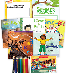 My Books Summer Grade 1 Health and Wellness (5 Books)