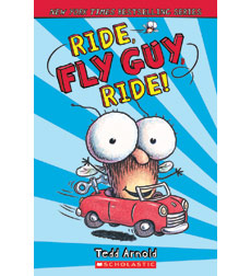 Fly Guy: Ride, Fly Guy, Ride!