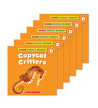 Guided Reading Set: Level D – Copycat Critters