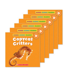 Guided Reading Set: Level D - Copycat Critters