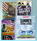 My Books Summer Intervention Packs Aligned to Read 180, Stage C , Level 1—NonFiction