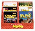 Scholastic News Nonfiction Readers: Community Helpers